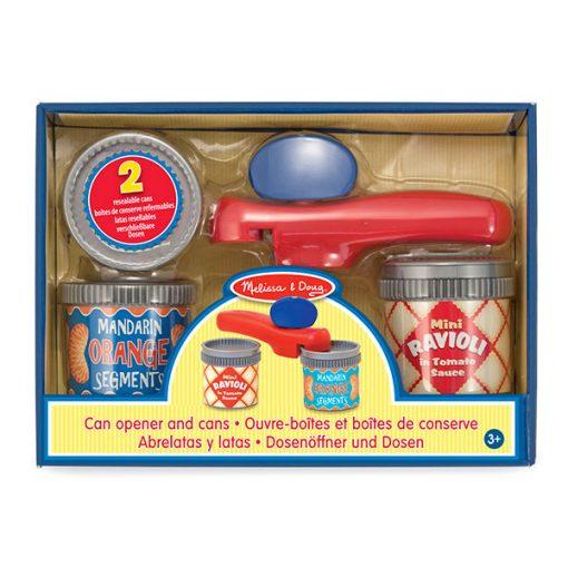 Otvárač na konzervy a plechovky 1