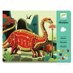 Penová mozaika - Dinosaury 1