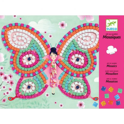 Penová mozaika - Motýle 1