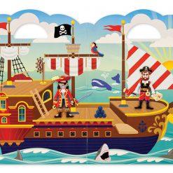 Penové nálepky - Piráti 2