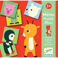 Pexeso animo puzzle 1