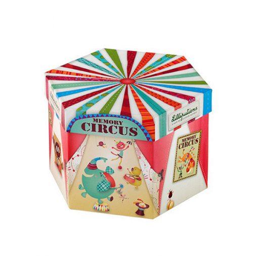 Pexeso Cirkus 1