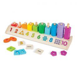 Počítadlo tvary a farby 1
