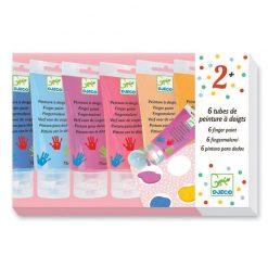 Prstové farby v tube 1