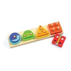 Prvá edukatívna hračka - 1234Basic 1