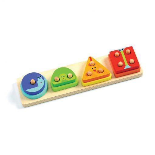 Prvá edukatívna hračka - 1234Basic 2