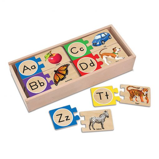 Puzzle - Anglická abeceda 1
