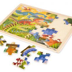 Puzzle - Dinosaury (24 ks) 2