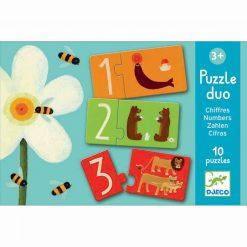 Puzzle duo - Čísla 1