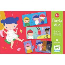 Puzzle Duo - Emócie 1