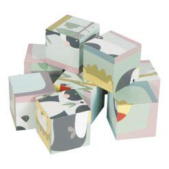 Skladacie obrázkové kocky 1