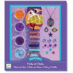Šperková kreatívna sada - Perly a hviezdy 1