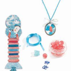 Šperková kreatívna sada - Perly a Vtáčiky 2