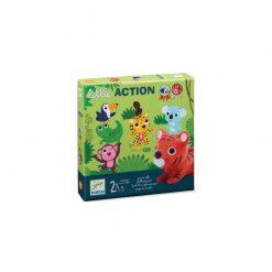 Spoločenská hra pre najmenších - Moja veselá džungľa 1