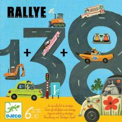 Spoločenská hra Rallye 1