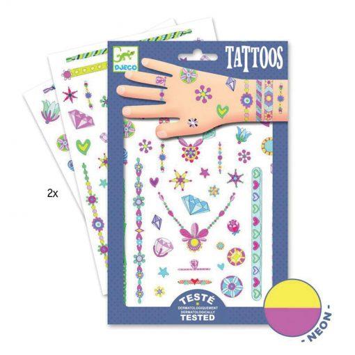 Tetovačky - Šperky Jenni 1