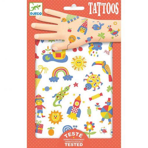 Tetovanie - Aké zlaté 1