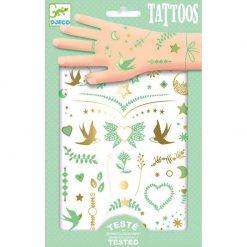 Tetovanie - Liline šperky 1