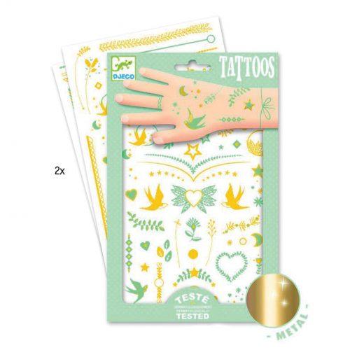 Tetovanie - Liline šperky 2