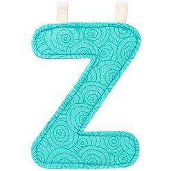 Textilné písmeno Z 1