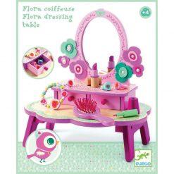 Toaletný stolík Flora 1