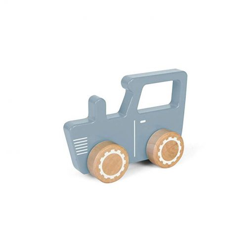 Traktor - modrá 1