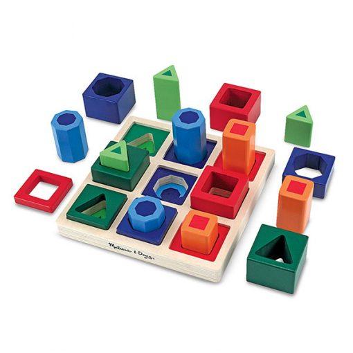 Triediaci set na tvary 1