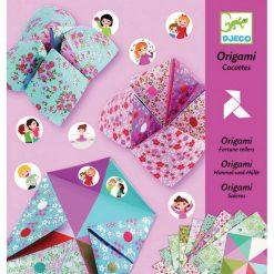 Tvorivá sada Origami - Nebo, peklo, raj (pre dievčatá) 1