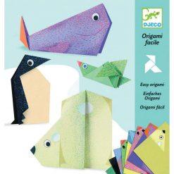 Tvorivá sada Origami - Polárne zvieratká 1