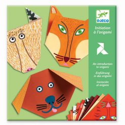 Tvorivá sada Origami - Zvieratká 1
