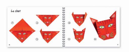Tvorivá sada Origami - Zvieratká 2