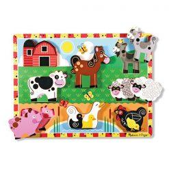 Vkladacie puzzle - Farma 1