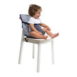 Vrecková stolička - Denim 2