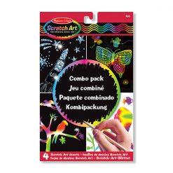Vyškrabovanie - Combo Pack 1
