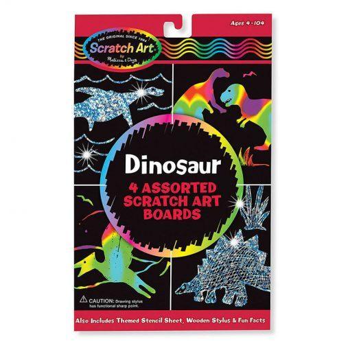 Vyškrabovanie Dinosaurus 1