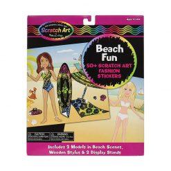 Vyškrabovanie - Módne scény - Zábava na pláži 1