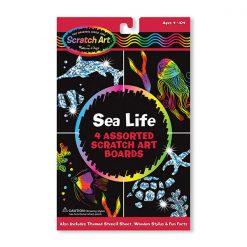 Vyškrabovanie - Morský život 1