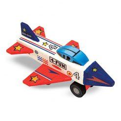 Vyzdob si sám - Drevené prúdové lietadlo 1