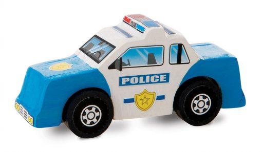 Vyzdob si sám - Drevené záchranné vozidlá 3