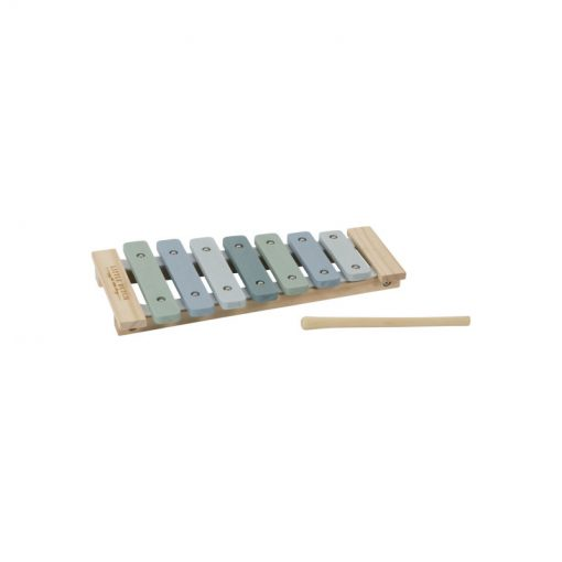 Xylofon - modrá 1