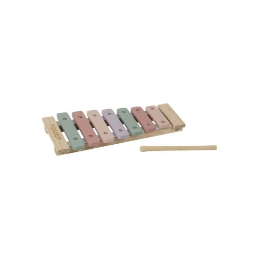 Xylofon - ružová 1