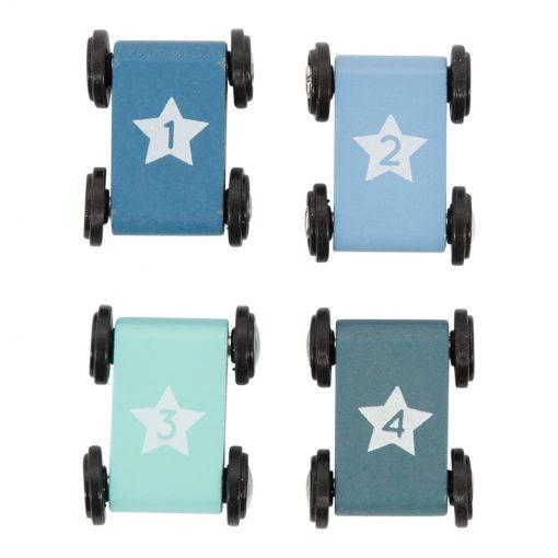 Závodná dráha - modrá 3