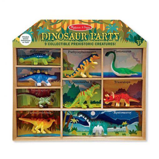 Zbierka dinosaurov 2