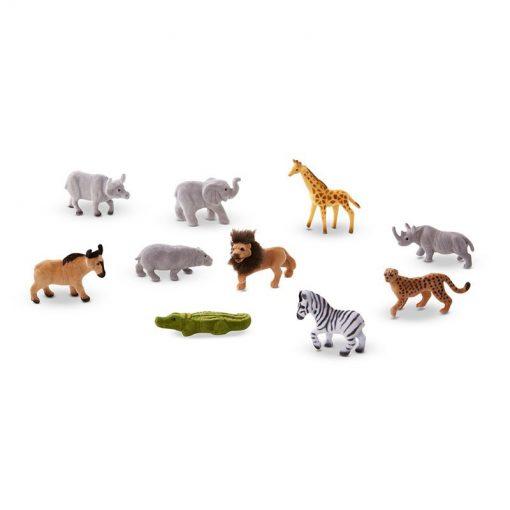 Zbierka divokých zvierat 1