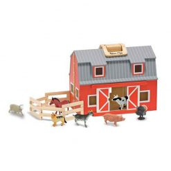 Zlož a môžeš ísť - Drevená stodola 1