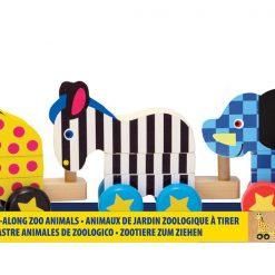 Zvieratká na ťahanie 2
