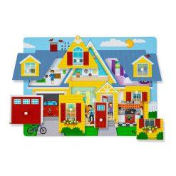 Zvukové puzzle - Okolo domu 2