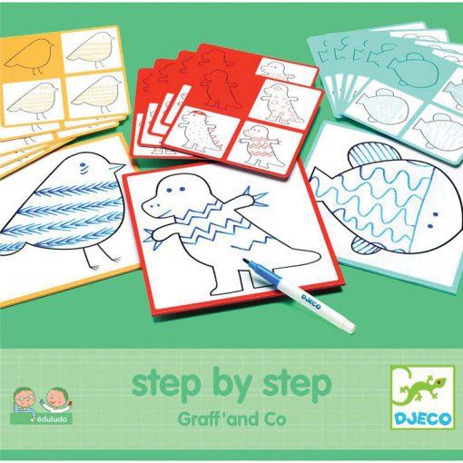 Eduludo Kreslenie krok za krokom Graff' and Co 1