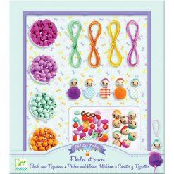 Korálky a figúrky - Sada na výrobu šperkov 1