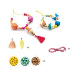 Korálky a kocky - Sada na výrobu šperkov 1